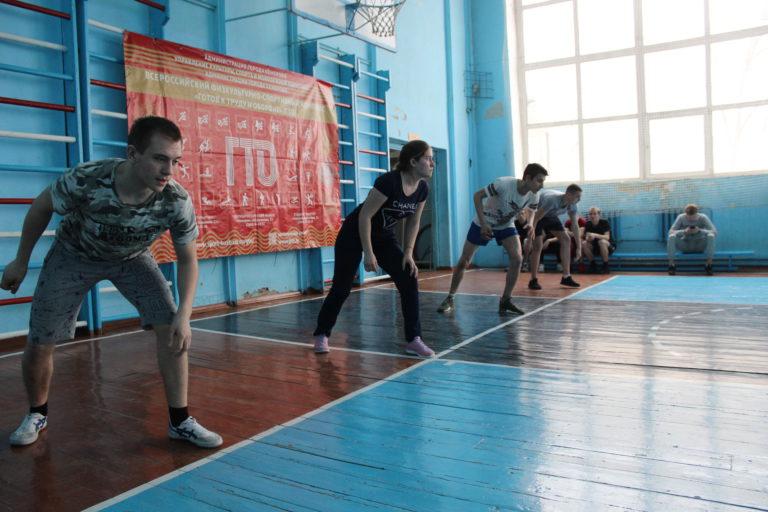 Студенты Кемеровского коммунально-строительного техникума приняли участие в региональном фестивале – марафоне «Студенчество Кузбасса выбирает ГТО!».