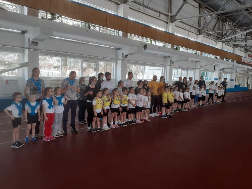 Итоги второго дня проведения муниципального этапа фестиваля «Малыши Кузбасса шагают в ГТО!»
