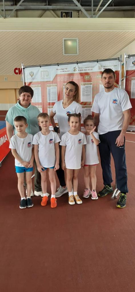 Подвели итоги третьего дня проведения муниципального этапа фестиваля «Малыши Кузбасса шагают в ГТО!»
