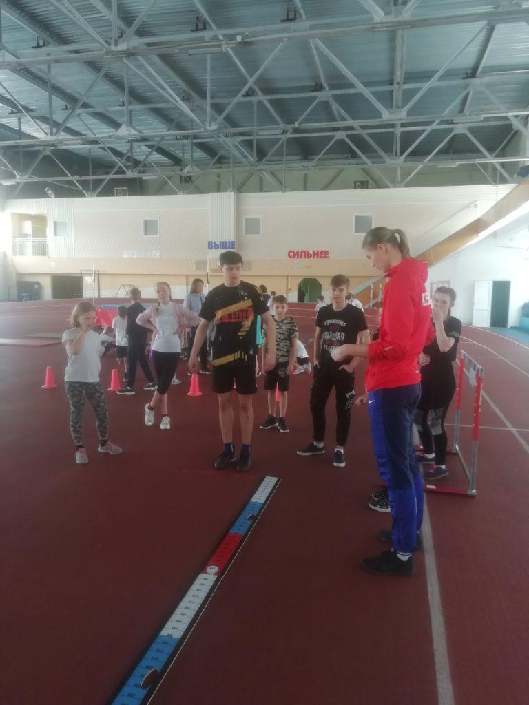 Итоги проведения дивизионального этапа ГТО «Кузбасской спортивной школьной лиги»